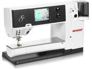 Bernina 820 Sewing Machine