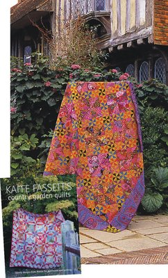 Country Garden Quilts by Kaffe Fassett