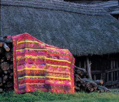 Kaffe Fassett Country Garden Quilts Book