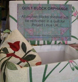 Project Linus Orphan Box