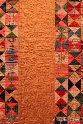 V&A 18th Century Quilt